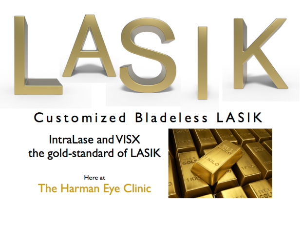 Gold Standard iLASIK