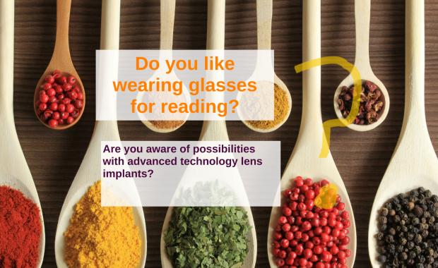 Advanced Technology Life Style Lenses