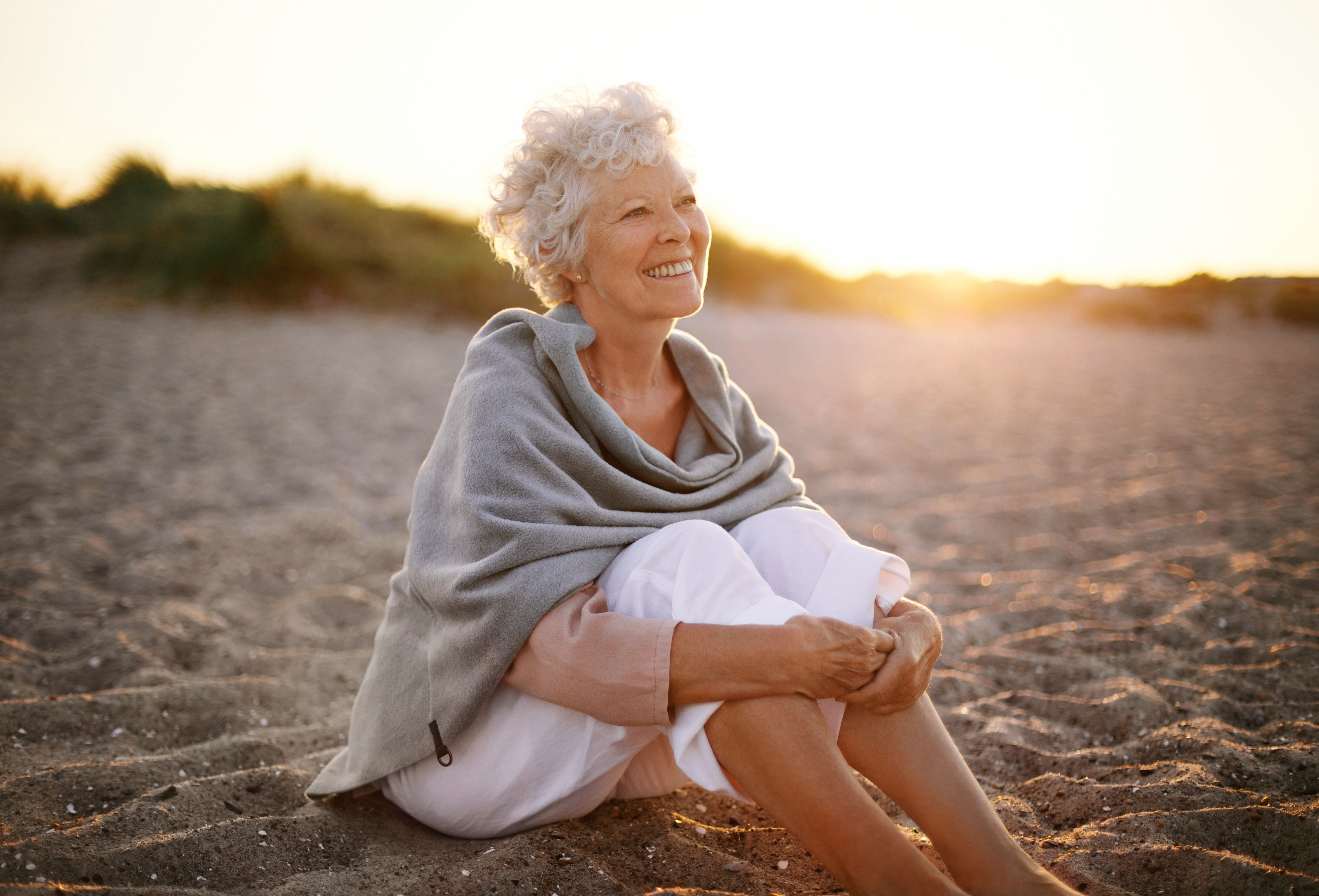 Фотосессия женщин старых 1