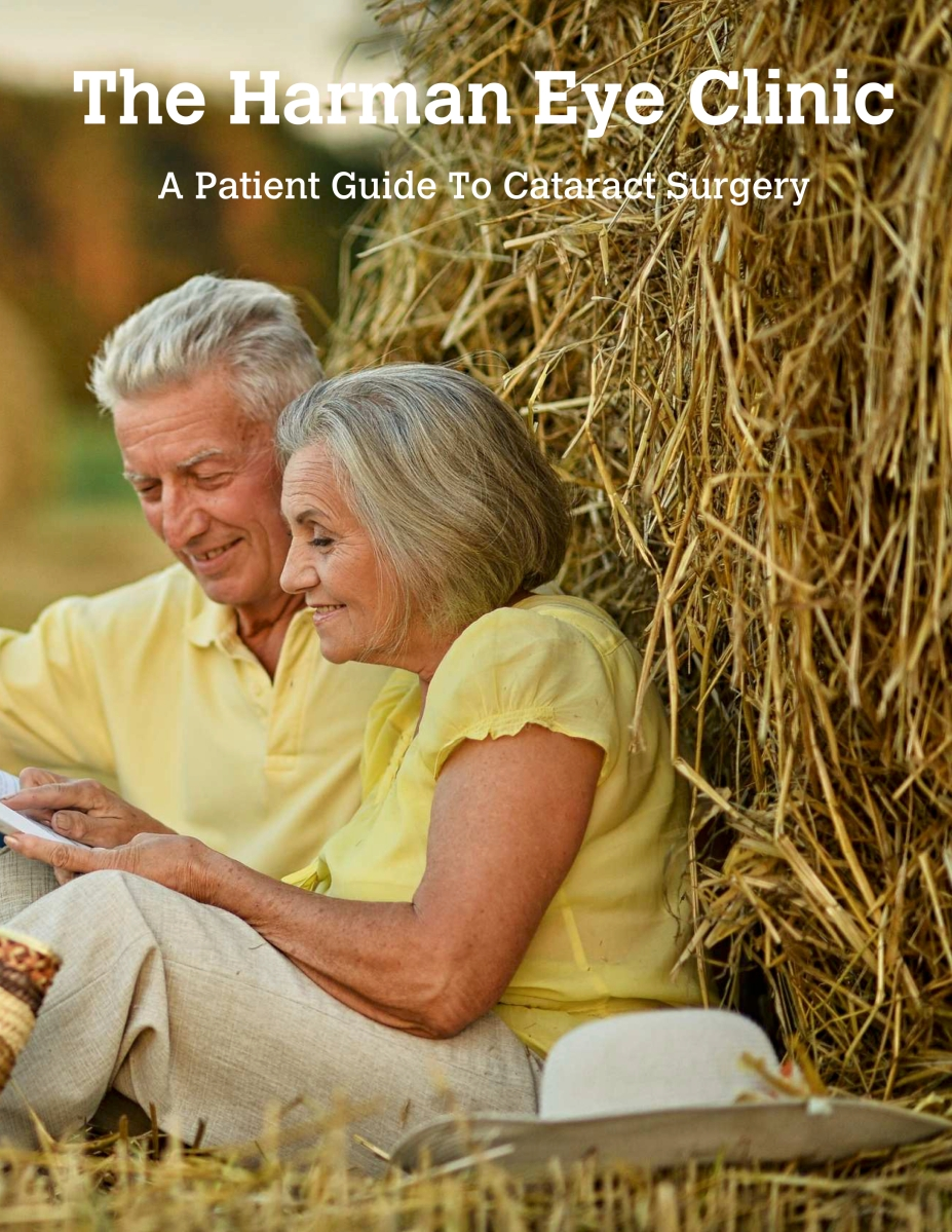 Latest edition of A Patient Guide to Cataract Surgery